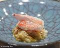 Lunch at Sushi Saito HK