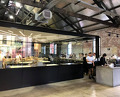 Breakfast at Lune Croissanterie CBD