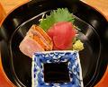 Lunch at Shintani