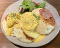 Breakfast at Cafe Tamon