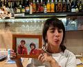 Dinner at Bar Brutal Wine Bar Barcelona