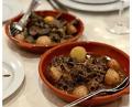 Dinner at Restaurante Mugasa