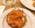 Dinner at Augustiner Stammhaus Restaurant / Brauhaus
