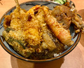 Lunch at 天ぷらやぐち Tempura Yaguchi