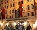 Dinner at Hotel Vier Jahreszeiten Kempinski München