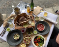 Dinner at Blue Hill Farm at Stone Barns
