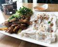 Dinner at Bamboo Restaurant