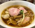 Dinner at らぁ麺やまぐち