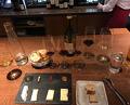 Dinner at Aldo Sohm Wine Bar