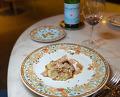 Dinner at Masseria