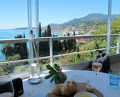 Lunch at Mirazur