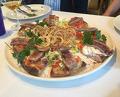 Lunch at Sirani