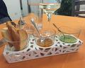 Lunch at Perchè