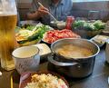 Lunch at The Bull Hot Pot Restaurant