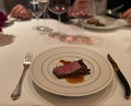 Dinner at The Chefs table at Brooklyn Fare