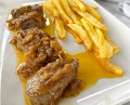 Dinner at Chiringuito El Saladero
