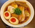 Lunch at Ramen Ajisai (らぁ麺 紫陽花)