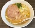 Dinner at 麺屋 菜々兵衛