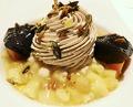 Dinner at Cheval Blanc Courchevel