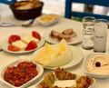 Dinner at Gemibaşı Restaurant