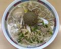Dinner at 煮干鰮らーめん 圓