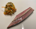 Sezanne//Ete collaboration lunch - First glimpse of Daniel Calvert's restaurant in Tokyo.