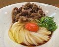 Dinner at うどん屋 新堀
