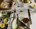 Lunch at Schønnemann