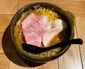 Dinner at 味噌らーめん 柿田川ひばり 恵比寿本店