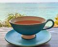 Dinner at やんばる紅茶・沖縄県産紅茶・国産紅茶専門 ティールームフアリ アトリエ・フアリ