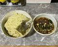 Dinner at 製麺 rabo