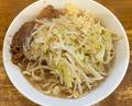 Dinner at ラーメン二郎 前橋千代田町店