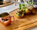 Dinner at Constantinoff RestoBar