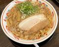 Dinner at 尾道ラーメン壱番館新宿御苑店