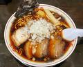Dinner at 元祖竹岡式ラーメン竹福