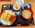 Lunch at Karafuto Shokudō