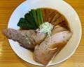 Dinner at 中華そば トランポリン