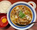 Dinner at 中華そば たた味