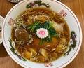 Dinner at Menクライ