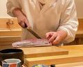 Dinner at すし佐竹 - Sushi Satake