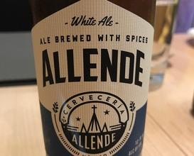 Allende white Ale