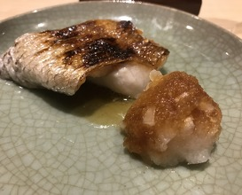 Diner at Sushi AMANE