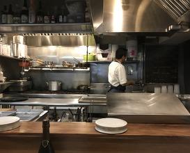 Riversbend kitchen