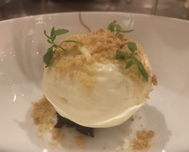 Dinner at CORE by Clare Smyth