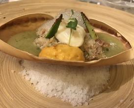 Dinner at Alameda