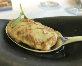 """Tortilla """"Galo Celta"""" de jamón y trufa"""