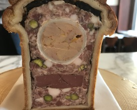 The famous Pate Croute