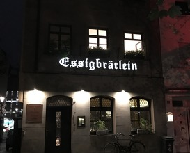 Dinner at Essigbrätlein