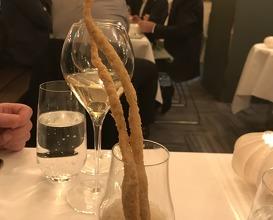Dinner at Restaurant Clou