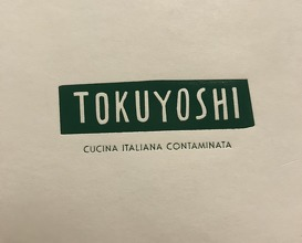 Dinner at Ristorante Tokuyoshi